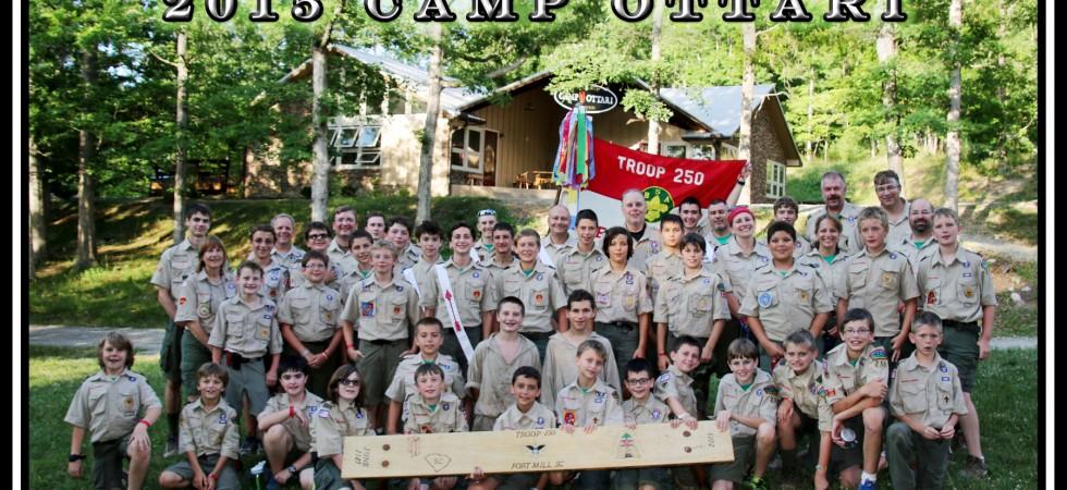 Camp Ottari 2015