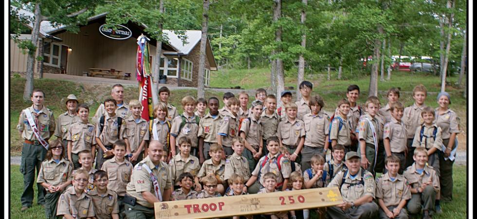 Camp Ottari 2016